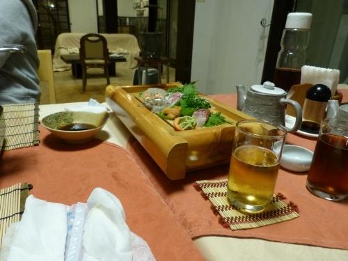 ペンションツナの丘の美味しいお料理