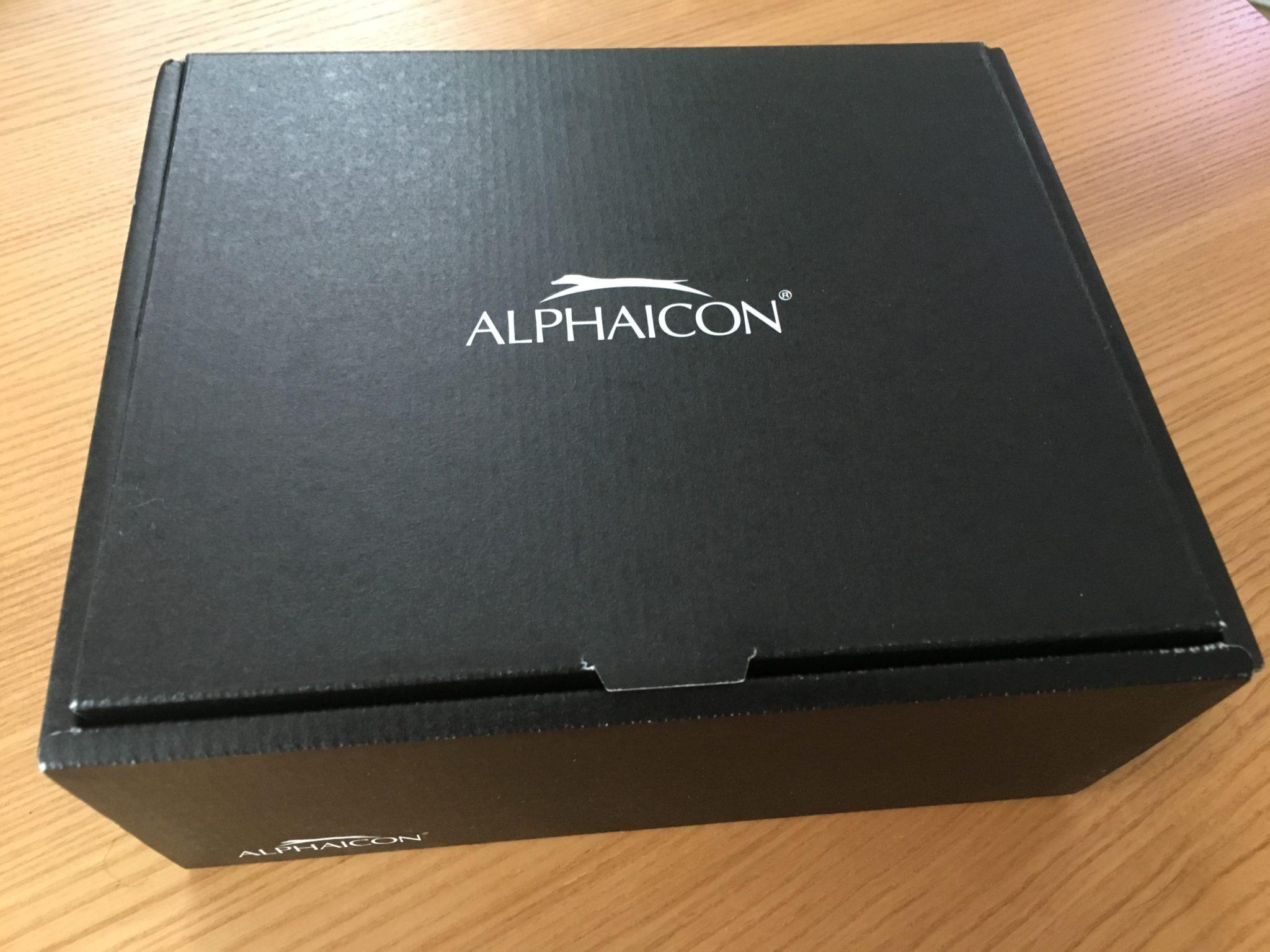 アルファアイコン ダブルフルドッグガードをダックスフンドにプレゼント