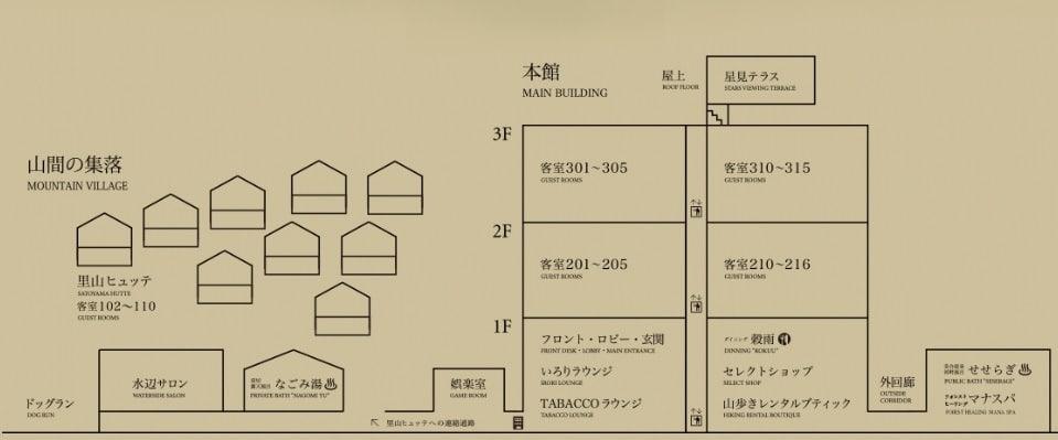 阿讃琴南地図