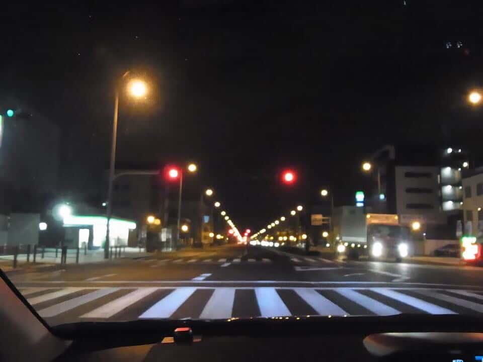 関西から九州を目指す|夜明け前に出発